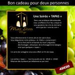 COFFRET TAPAS POUR 2